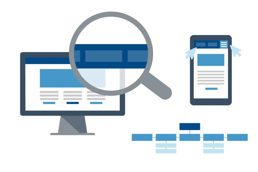 ergonomie site Internet